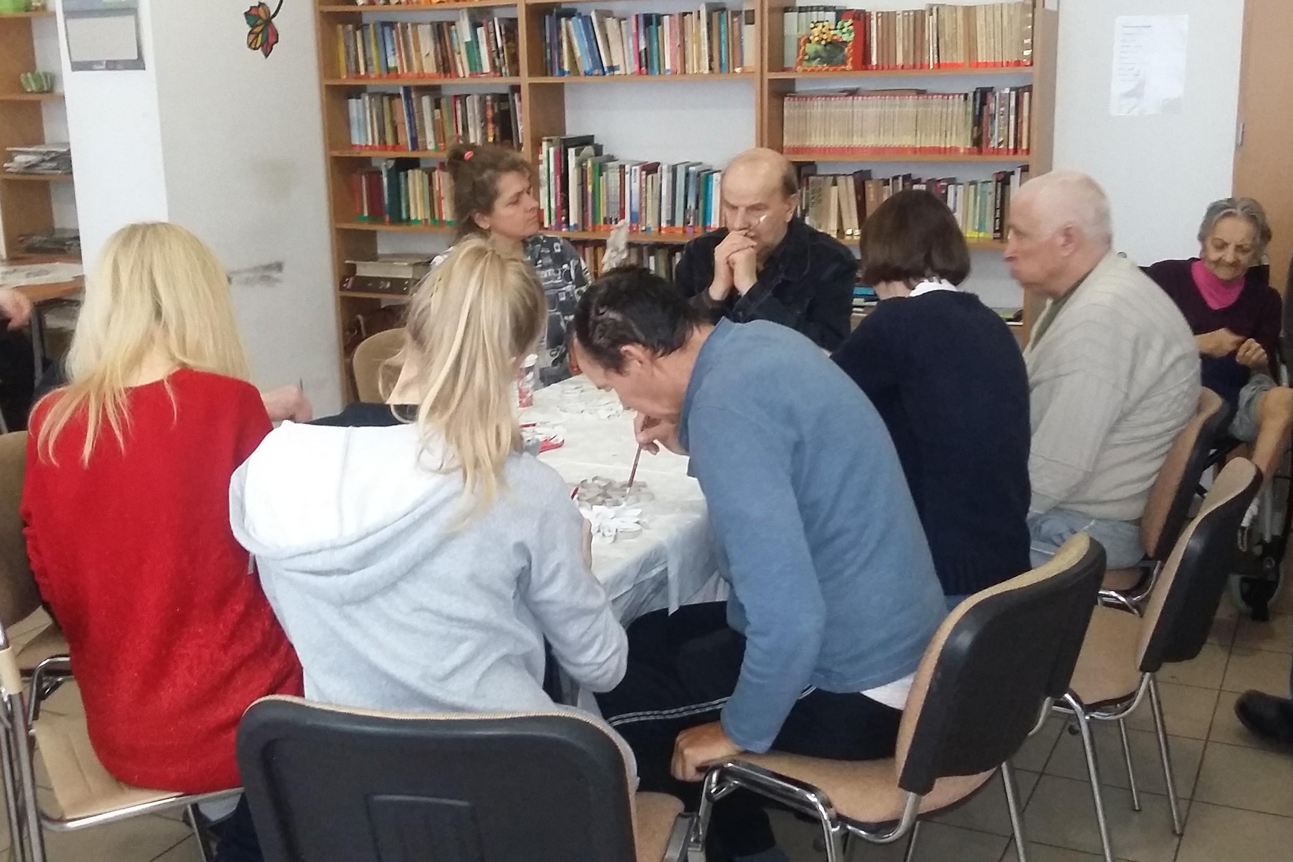 2016.12.07 odwiedziny uczniów ze szkoły katolickiej 1