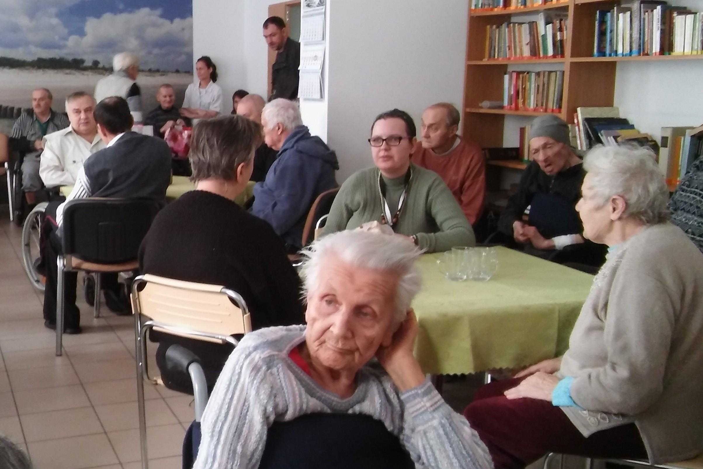 2017.02.09 Spotkanie urodzinowe mieszkańców 1