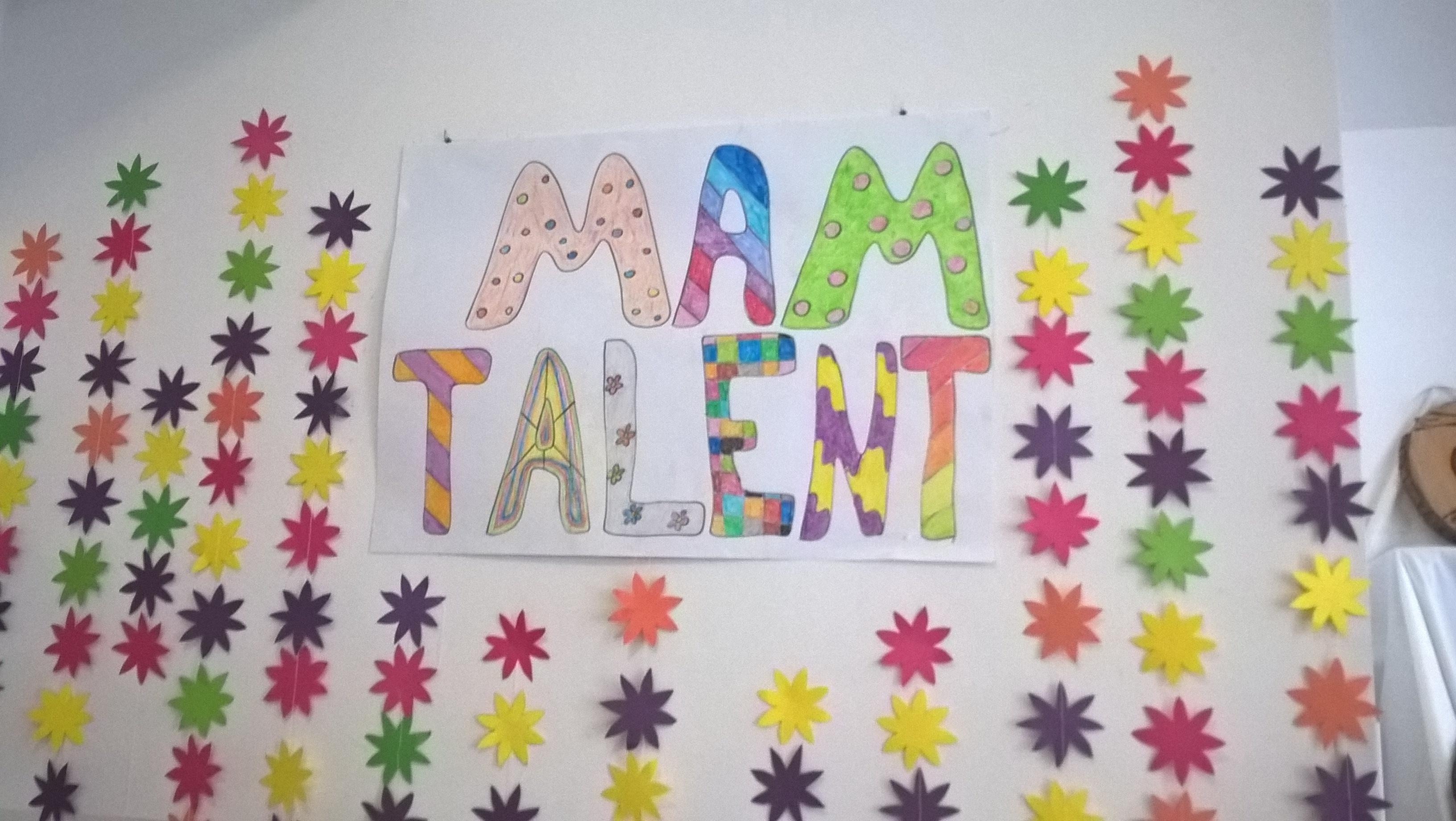 2017.07.25 - Mam Talent 1