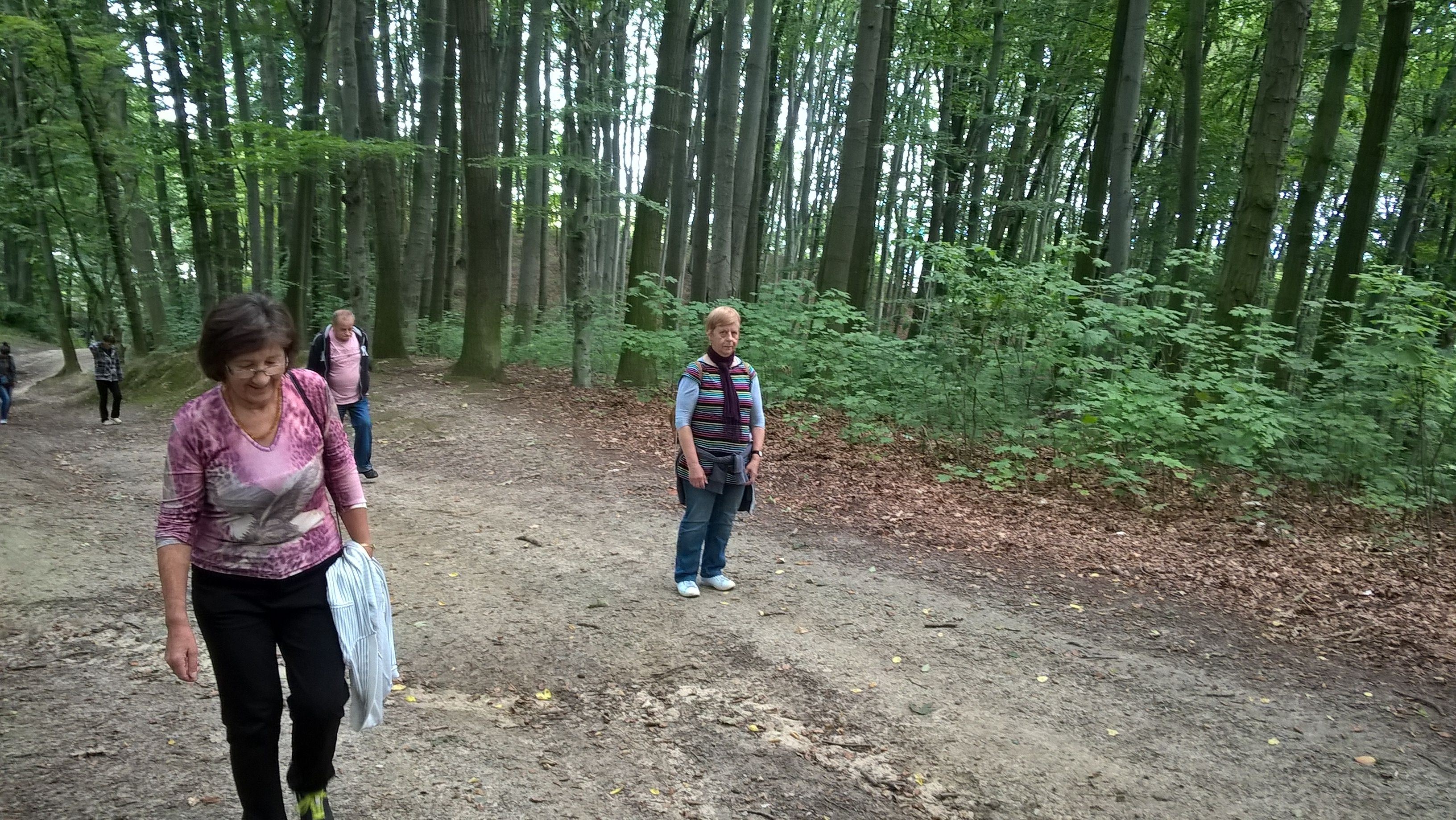 2017.09.06 - spacer na Gocław, na wieżę Bismarka 1