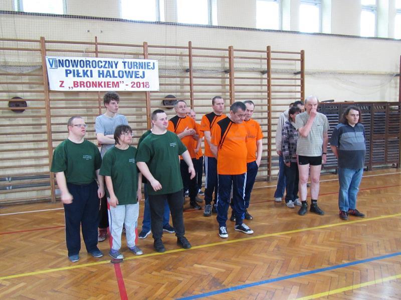 W zaciekłej rywalizacji reprezentacja naszego Domu wywalczyła I miejsce. Gratulujemy!  (8)