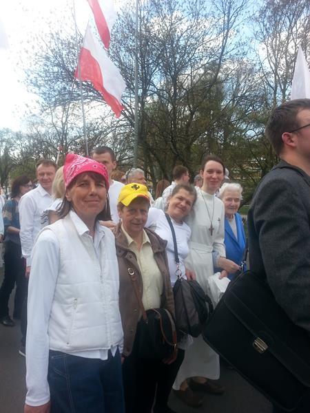 Grupa mieszkańców wzięła udział w Marszu dla Życia (12)