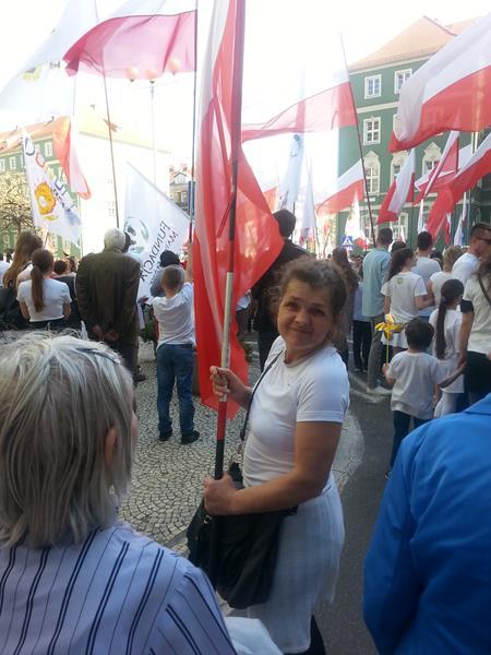 Grupa mieszkańców wzięła udział w Marszu dla Życia (2)