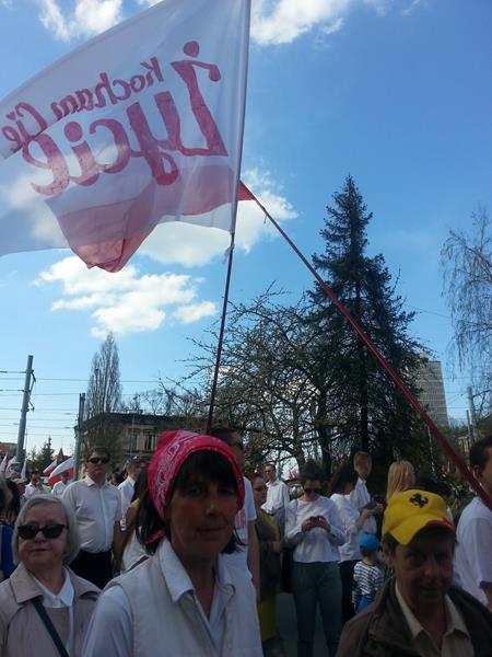 Grupa mieszkańców wzięła udział w Marszu dla Życia (6)