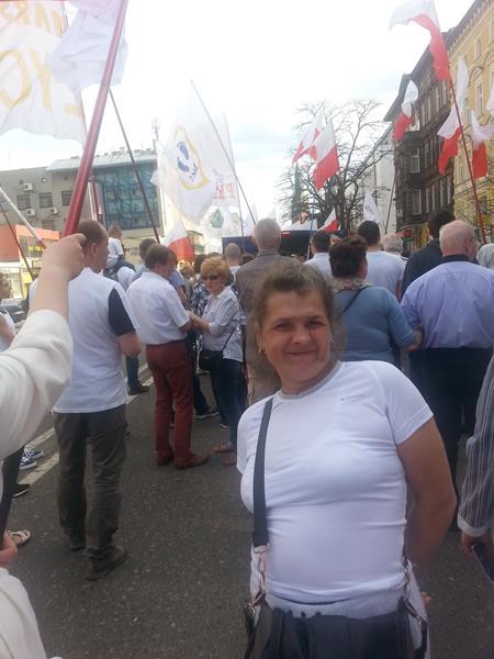 Grupa mieszkańców wzięła udział w Marszu dla Życia (8)