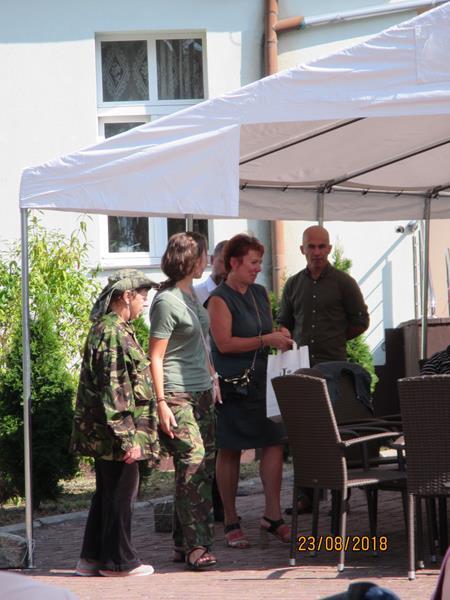 Delegacja Domu na Festiwalu Piosenki Żołnierskiej w Bornem Sulinowie (35)