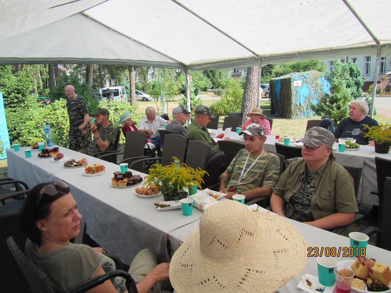 Delegacja Domu na Festiwalu Piosenki Żołnierskiej w Bornem Sulinowie (4)