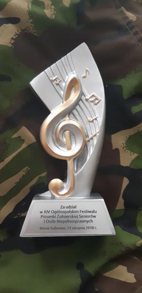 Delegacja Domu na Festiwalu Piosenki Żołnierskiej w Bornem Sulinowie (40)