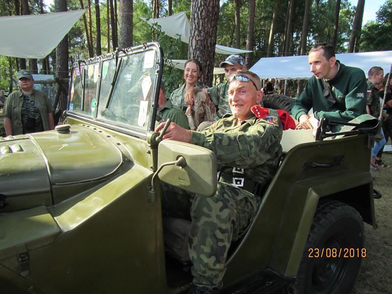 Delegacja Domu na Festiwalu Piosenki Żołnierskiej w Bornem Sulinowie (46)