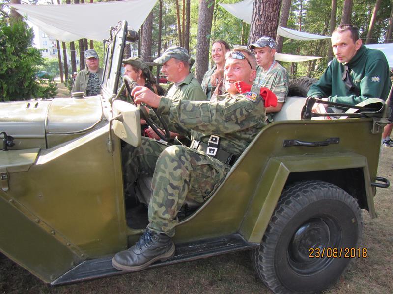 Delegacja Domu na Festiwalu Piosenki Żołnierskiej w Bornem Sulinowie (49)