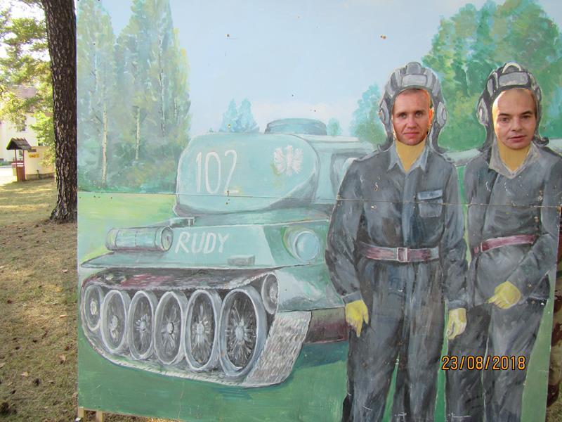 Delegacja Domu na Festiwalu Piosenki Żołnierskiej w Bornem Sulinowie (58)
