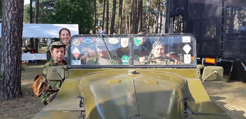 Delegacja Domu na Festiwalu Piosenki Żołnierskiej w Bornem Sulinowie (6)