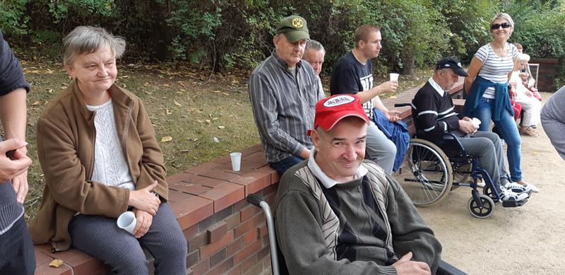 Integracyjny piknik z Mieszkańcami z DPS przy ul. Broniewskiego (14)