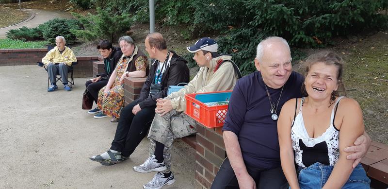 Integracyjny piknik z Mieszkańcami z DPS przy ul. Broniewskiego (3)