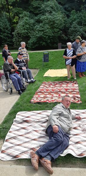 Integracyjny piknik z Mieszkańcami z DPS przy ul. Broniewskiego (44)