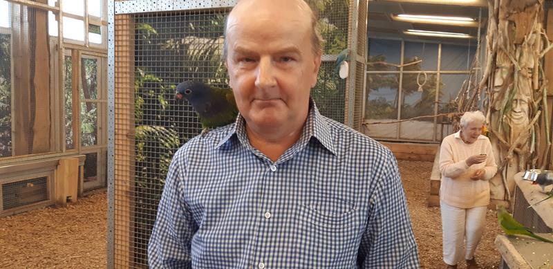 Wizyta Mieszkańców w pobliskiej Papugarni Carmen (7)