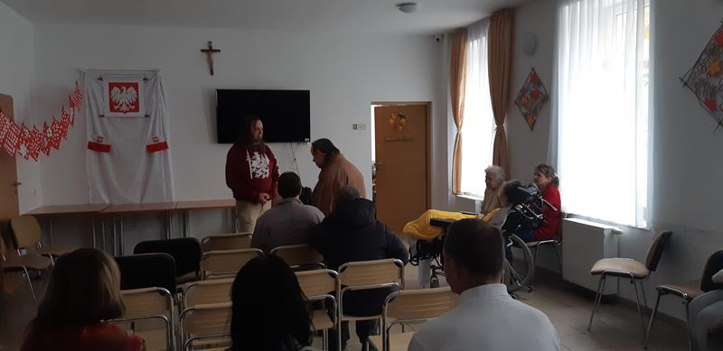 Spotkanie z przewodnikiem - Panem Przemkiem Głową (24)