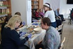 Dzień wolontariatu - wizyta młodzieży (6)