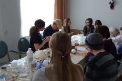 Dzień wolontariatu - wizyta młodzieży