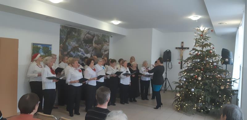 Koncert chóru seniorów