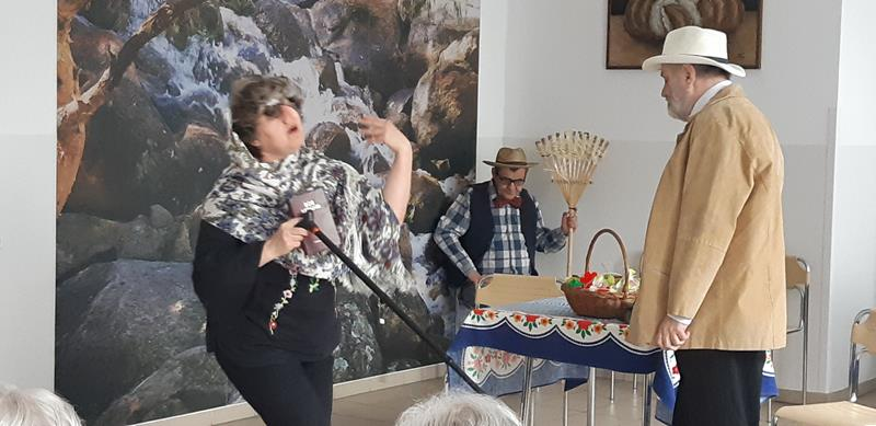 Rolnik Szuka Żony - występ kabaretu Wesoły Bronek (22)